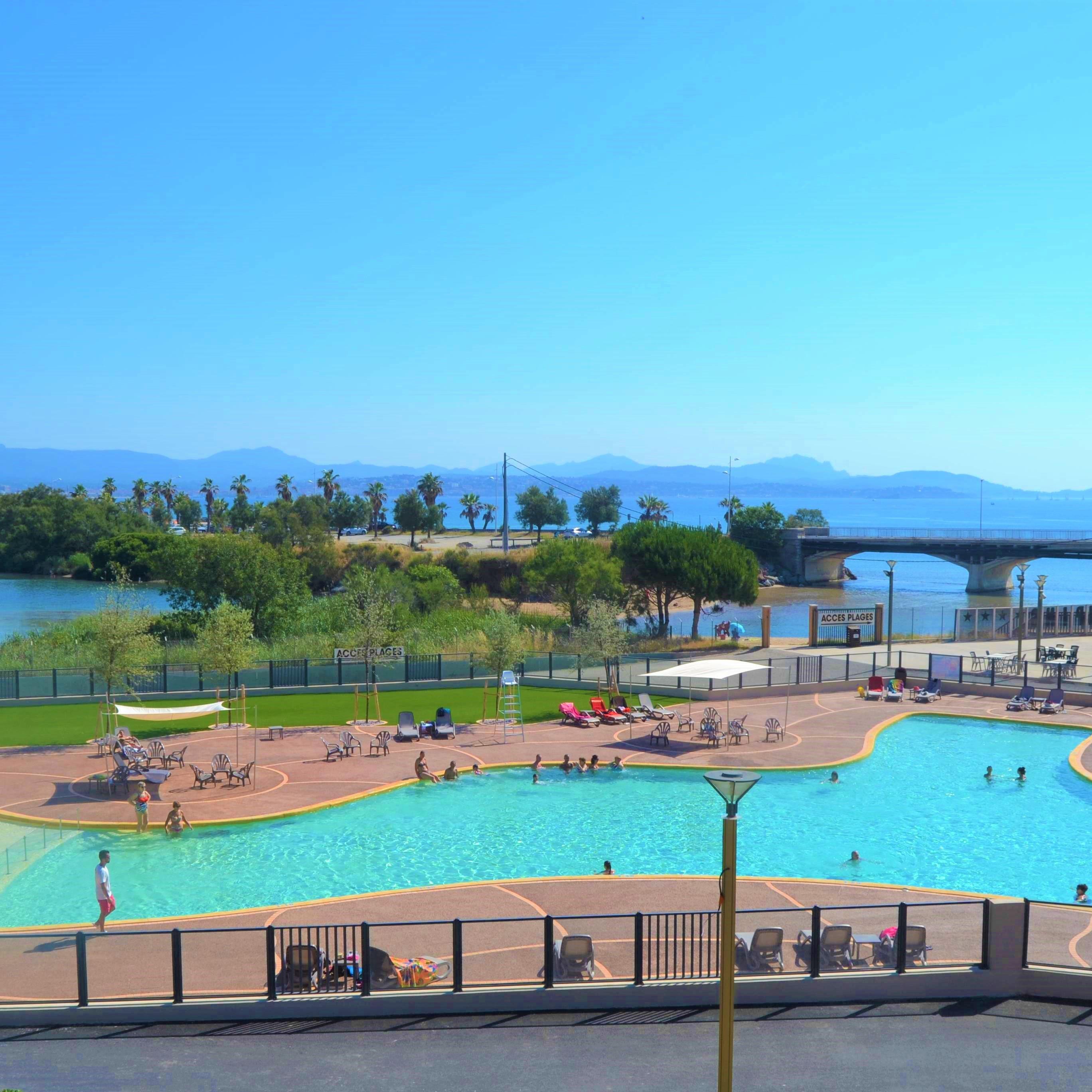 Campeggio Saint Aygulf plage Cote d'Azur | Greenchalets IT
