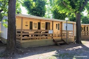 chalet e case mobili Greenchalets Italia Francia Spagna