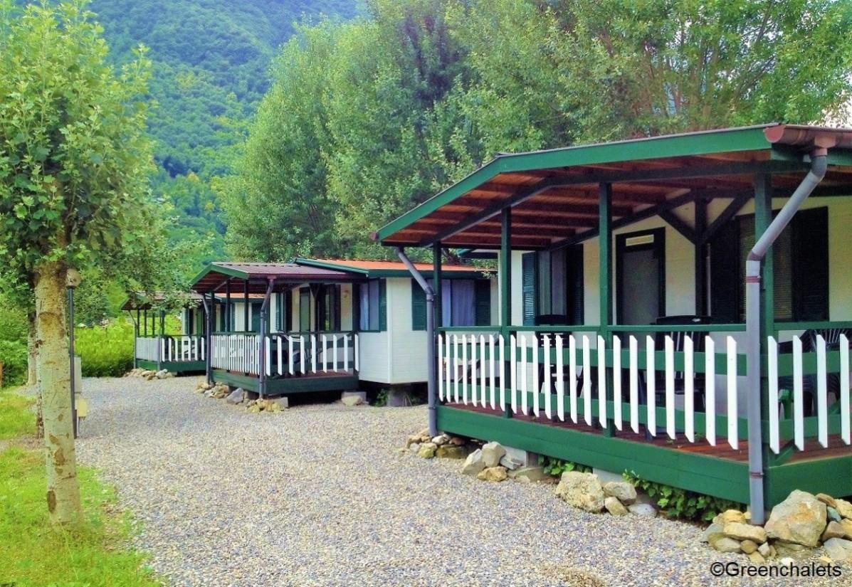 Mobile home C Porlezza