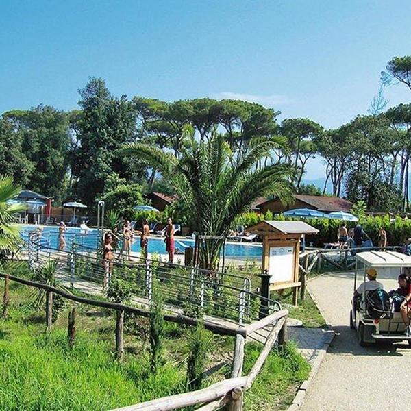 Greenchalets camping Paradiso Viareggio