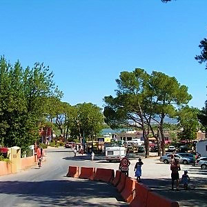 camping Saint Aygulf plage Cote d'Azur